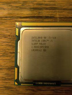 Intel i5 760 for Sale in Pasco,  WA