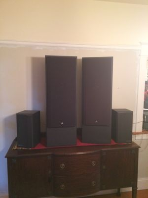 Mitsubishi home theater speakers for Sale in Portland, OR
