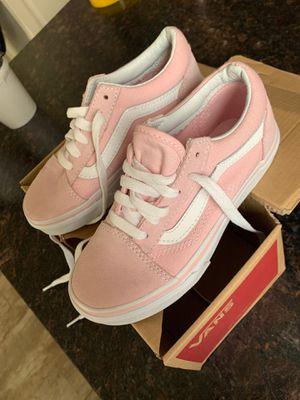Vans Old Skool size 12.5 Chalk Pink for Sale in Whittier, CA