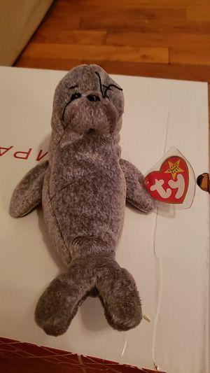 Slippery ( Seal beanie baby) for Sale in East Wenatchee, WA