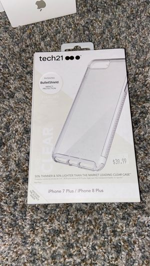iPhone 7 Plus and 8 plus case for Sale in Kansas City, MO