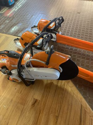 Brand new STIHL SAWS, and brand new Honda generators for Sale in Toms River, NJ