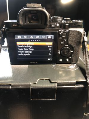 Sony A7 camera with 28-70mm lens for Sale in Sunrise, FL