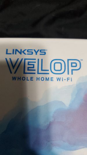 LYNKSIS VELOP MESH ROUTER TRI-BAND 150.00$ for Sale in San Diego, CA