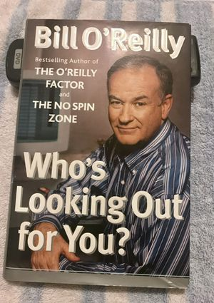 Bill O'Reilly Who's Looking Out for You? for Sale in Whittier, CA