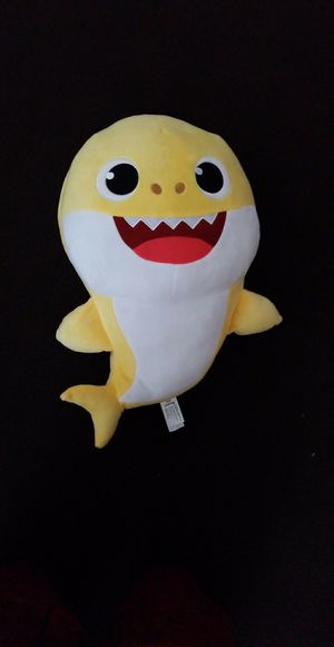 """New 18 """" Baby Shark Singing Plush Toy for Sale in San Angelo, TX"""