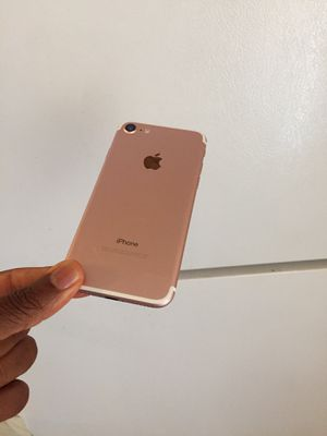 Sprint/boost only - iPhone 7-32gb $170 not negotiable, no trade for Sale in West Sacramento, CA