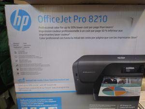 hp office jet pro 8210 for Sale in Terre Haute, IN