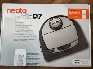Brand new Neato D7 automatic vacuum for Sale in Falls Church, VA
