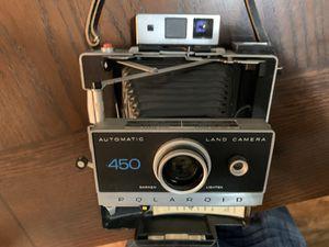 Polaroid 450 Automatic Land Camera for Sale in Cerritos, CA