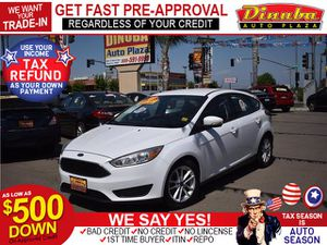 2017 Ford Focus for Sale in Dinuba, CA