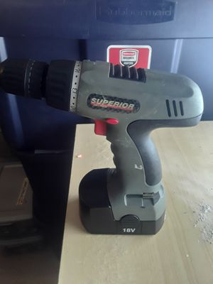 3 cordless drills working no chargers for Sale in Robbinsdale, MN