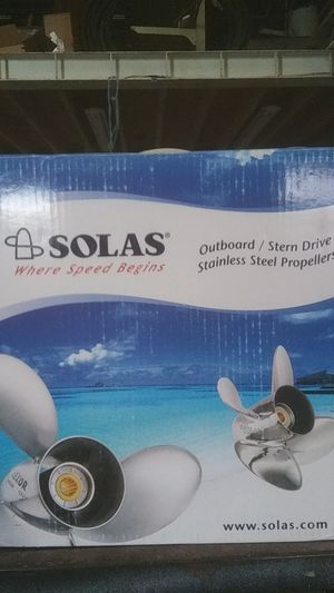 SOLAS HR Titan 4 for Sale in Gordonville, PA