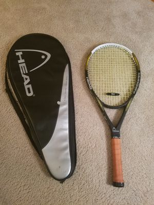 Tennis racket with case for Sale in Sandy, OR