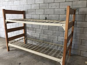 Twin/twin XL bunk bed for Sale in Columbus, OH