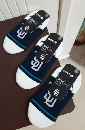 San Diego Padres Stance No-show Socks for Sale in Chula Vista, CA