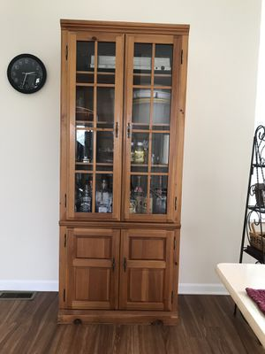 Solid Pine Hutch for Sale in Dublin, OH
