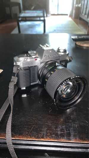 Canon Al 1 vintage camera for Sale in Bridgeport, CT