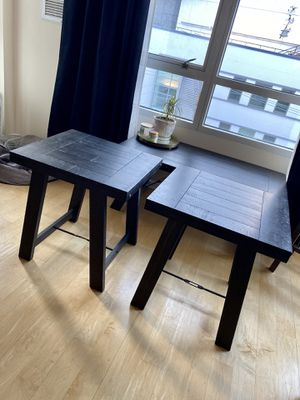 Coffee table set for Sale in San Francisco, CA
