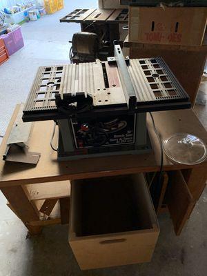 "Table Saw 10"" blade Delta for Sale in Orange, CA"