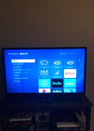 "32"" Roku Smart Tv for Sale in Sioux City, IA"