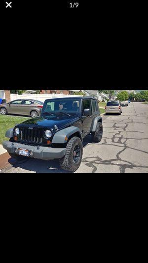 2012 Jeep Wrangler for Sale in Layton, UT