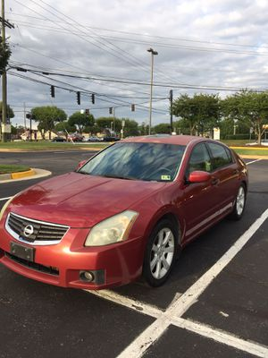 2007 NISSAN MAXIMA SE for Sale in Fairfax, VA