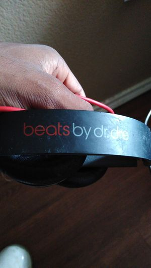 Beats by dr.dre for Sale in Dallas, TX