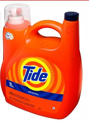FREE tide detergent for Sale in Tempe, AZ