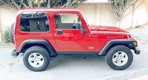 2004 Jeep Wrangler Rear Conditioning Start for Sale in San Francisco, CA