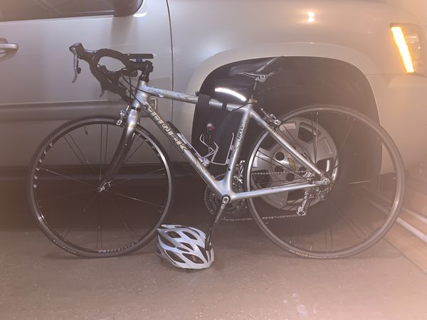 Trek Pilot 5.0 Carbon Fiber Road Bike 50 cm