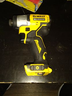 Dealt Brushless Compact drill With Batteries for Sale in Port Orchard,  WA