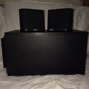BOSE Acoustimass 3 Series II Speaker System for Sale in Phoenix, AZ