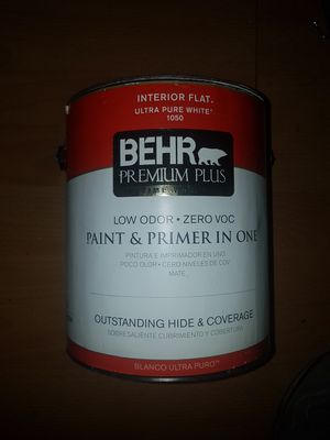 Behr paint and primer for Sale in Boca Raton, FL