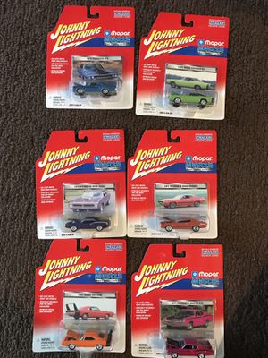 New Johnny Lightning Vintage Toy Cars for Sale in Fontana, CA