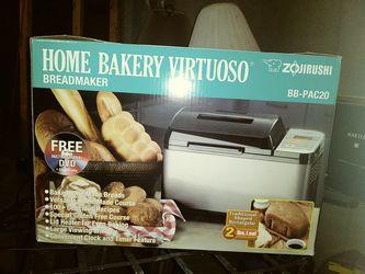 Home bakery bread maker for Sale in Suwanee,  GA