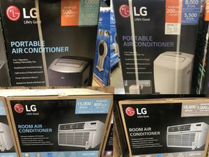 Big LG Air Conditioners Sale! Window and Portable AC for Sale in Atlanta, GA