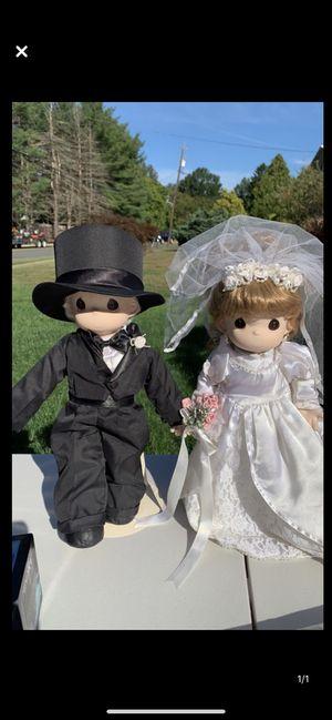 Precious Moment Bride & Groom Set for Sale in Marlboro Township, NJ