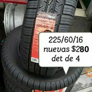 SET OF NEW 225/60/16 TIRES for Sale in Montebello, CA