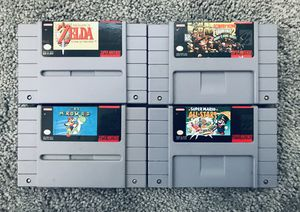 Super Nintendo (SNES) Games for Sale in Somerville, MA