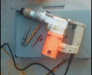 Hammer drill for Sale in Lompoc, CA