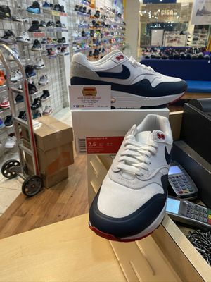 Nike Air Max 1 Paris Patch Size 7.5 for Sale in Silver Spring, MD
