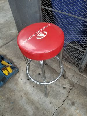Nice red stool for Sale in Lynwood, CA
