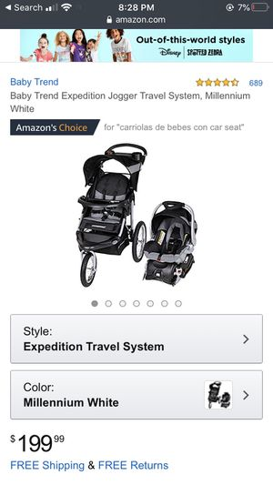 Baby trend expedition jogger for Sale in Vancouver, WA