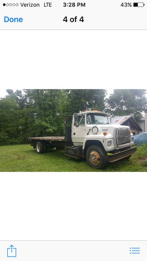 Diesel Cummings truck flatbed for Sale in Cookeville, TN
