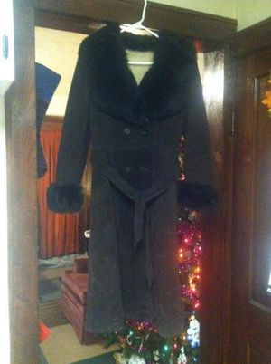 Vintage late 70's Handmade by the Suede and Leather Experts of New York for Sale in Milnesville, PA