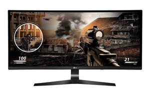 LG 34 Inch 21:9 Full HD IPS Curved Gaming Monitor for Sale in Vancouver, WA