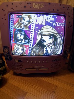 Bratz TV with remote for Sale in Montgomery, AL