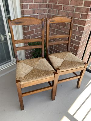 Beautiful Wooden Chairs for Sale in Alexandria, VA