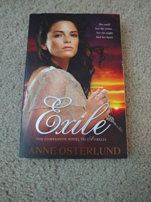 Exile by Anne Osterlund (UK-B Format Paperback). Condition is Brand New for Sale in Garner, NC